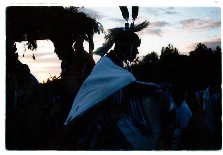1st Nation Indians - Ontario, Canada 2000__Louisa Helen Johnson Copyright 2000