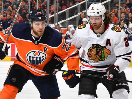 NHL Playoff preview: Edmonton Oilers vs Chicago Blackhawks