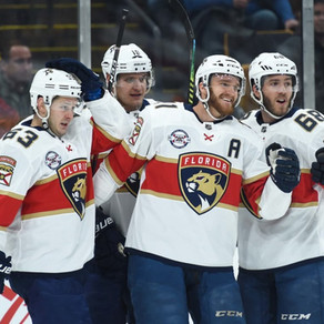 Is this the year: Will the Florida Panthers make the playoffs?