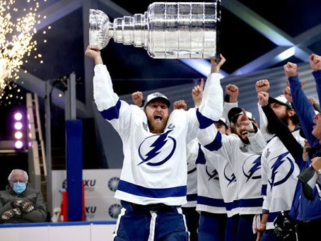 2021 NHL Playoff predictions: Discover Central Division