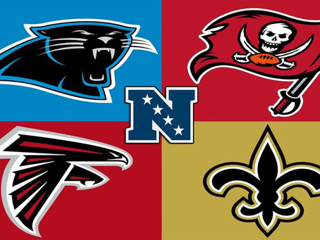 2020 NFC South Predictions and MVP's/Prospects