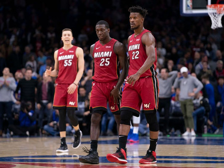 Do the Miami Heat need to make a move?