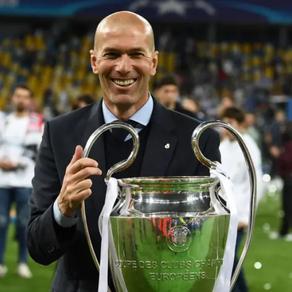 Merci Beaucoup Zizou: Zinedine Zidane steps down as head coach of Real Madrid
