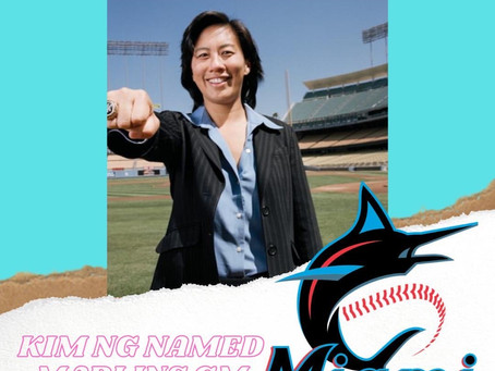 Breaking Barriers: Kim Ng Named First Female GM in MLB History