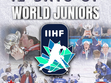 12 Days of World Juniors: Day 1 - Belarus upsets USA, Grand Forks 2005