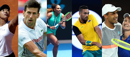 Top 5 plays you may have missed from the 2021 Australian Open