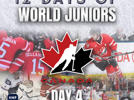 12 Days of World Juniors: Day 4 - Tavares' New Year's Eve hat trick vs Team USA, 2009 Ottawa