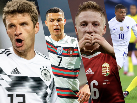 UEFA Euro 2020 Preview: Group F
