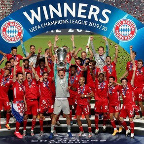 How Bayern's tactics broke down PSG in Champions League Final