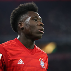 From Refugee to Champions League winner: The rise of Alphonso Davies