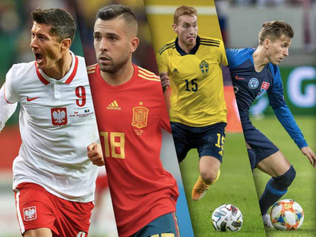 UEFA EURO 2020 Preview: Group E