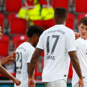 Bundesliga returns, Bayern and Dortmund continue their fight for the title