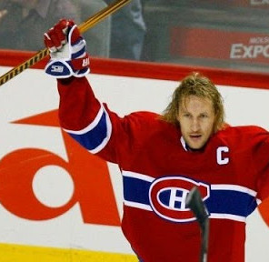 My favourite hockey players growing up