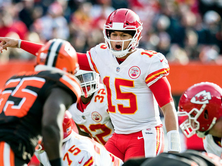 Goldie's Takes: NFL Divisional Round