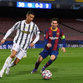 Ronaldo vs Messi: Paying homage to two of the greatest athletes of all-time