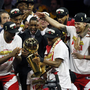 How the Raptors won a championship withone lottery pick