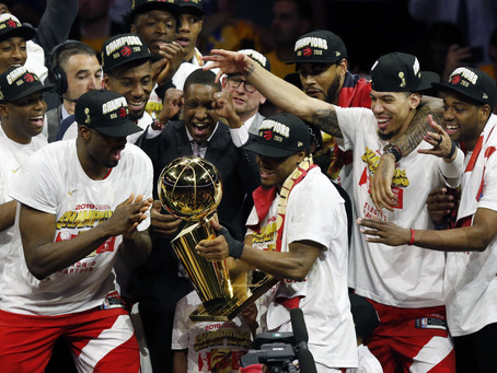 How the Raptors won a championship with one lottery pick