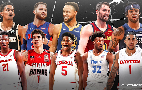 2020 NBA Draft Lottery: Potential top 10 picks