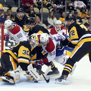 NHL Playoff preview: Pittsburgh Penguins vs Montreal Canadiens