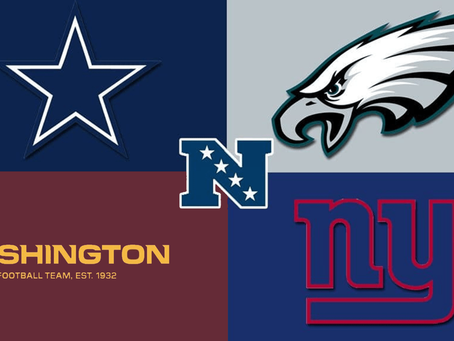 2020 NFC East Predictions and MVP's/Prospects