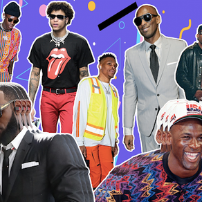"""""""Came through drippin"""": The history of the NBA's best dressed"""