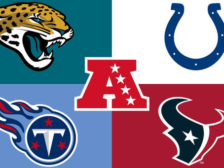 2020 AFC South predictions and MVP's/Prospects