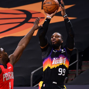 Can Phoenix's offseason moves make them a contender in the West?