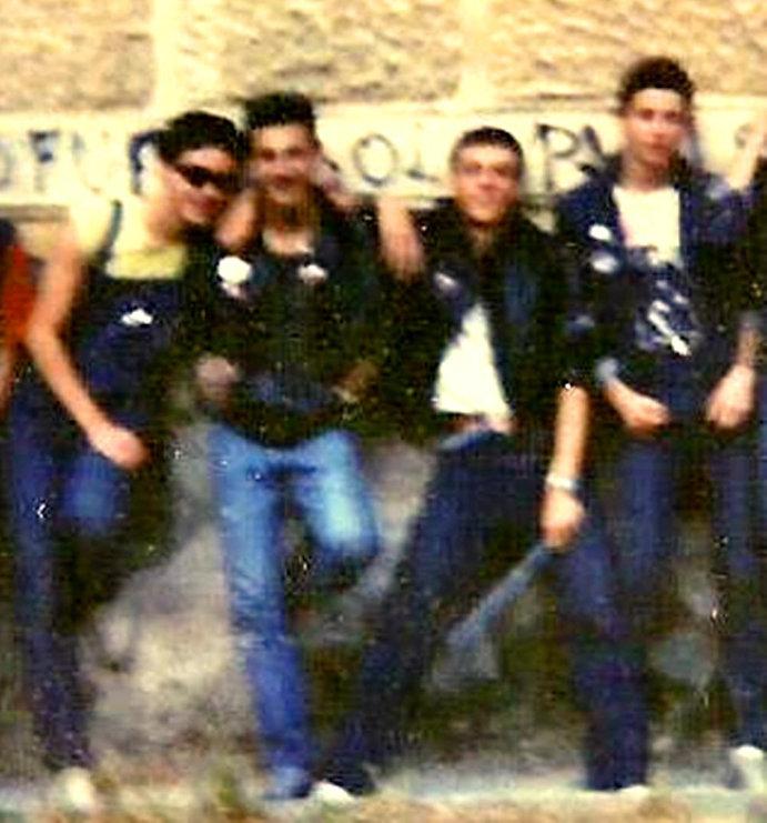 Electric Kids 1 Johnny, Rob, Francesco &