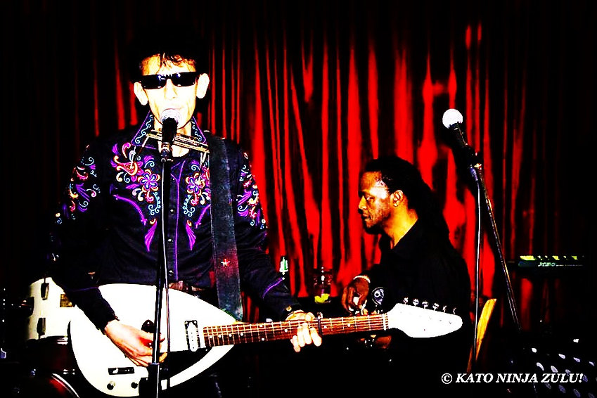 Live At Under Solo  London 2013 redux (3