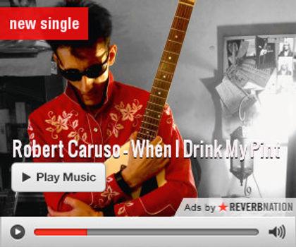 Robert Caruso When I Drink My Pint RN bo