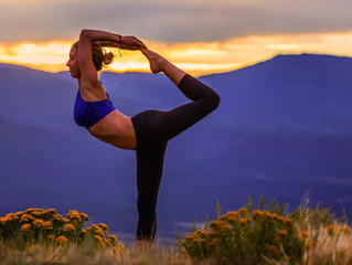 How is yoga stretching exercises beneficial?