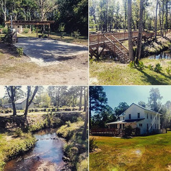 With 3 acres of serene beauty we have th