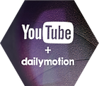 Partenariat YouTube + Dailymotion