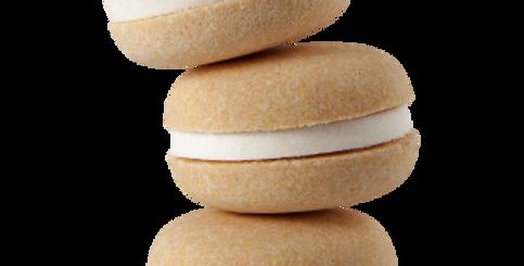 Almond Bath Macaroons