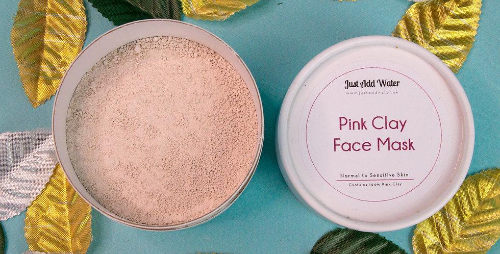 Pink Clay Mask Powder