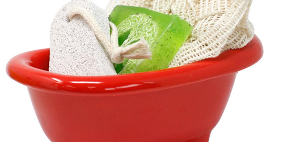 Scrub a Dub Bath Gift Set