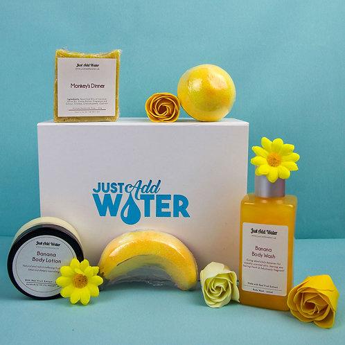 Banana Bath & Body Box