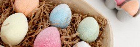Mixed Box of Bath Eggs