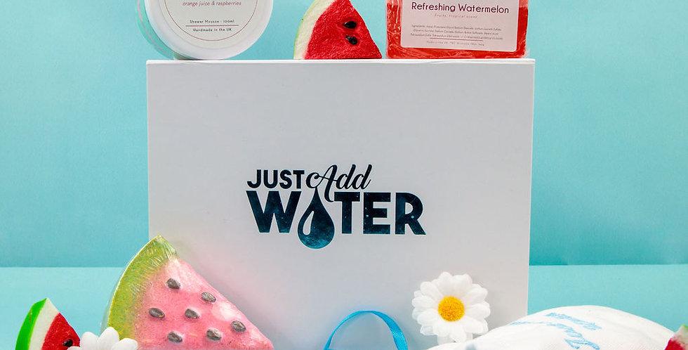 Watermelon Fresh Bath Box