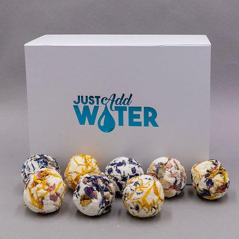 just add water truffles