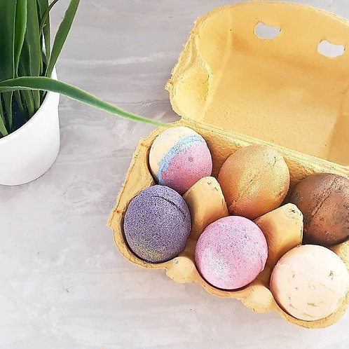 Luxury Spicy Easter Bath Eggs