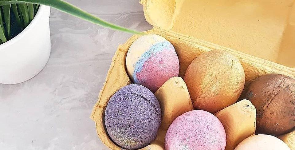 Luxury Spicy Easter Bath Eggs