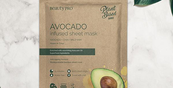 Avocado Face Mask Sheet