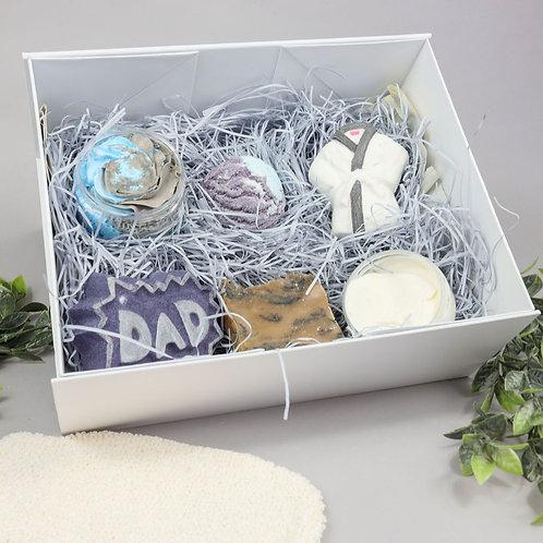 Dad's Pamper Gift Box
