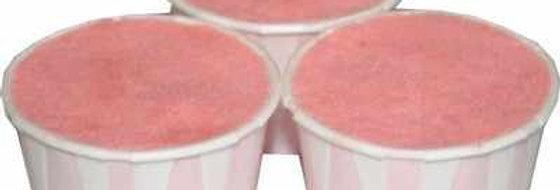 Pink Fizz Mini Muffins
