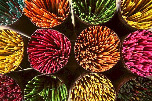 Luxury Indian Incense Sticks