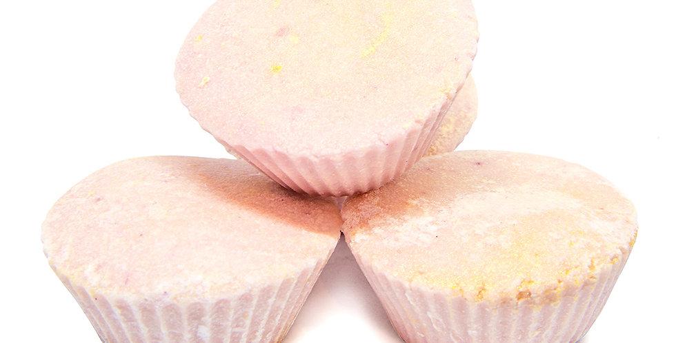 Pink Prosecco Bath Truffles