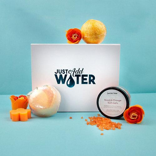 Peachy Cool Gift Box