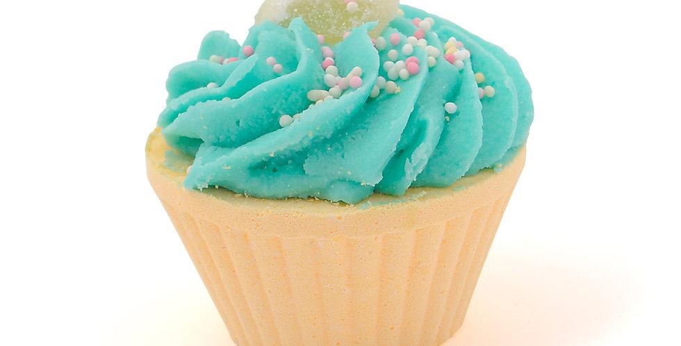 Lemon Bath Cupcake