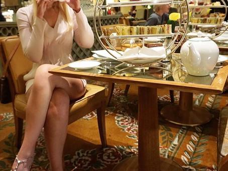 The Plaza - Gluten Free Tea